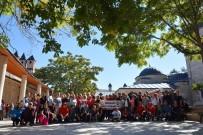 DOĞANLı - Eskişehir'in Doğa Tutkunları Seyitgazi'de