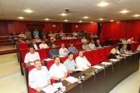 PLAN VE BÜTÇE KOMİSYONU - Gebze'de Ekim Meclisi Toplanacak