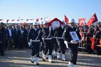 GİRESUN VALİSİ - Giresunlu Şehit Polis Memuru Son Yolculuğuna Uğurlandı