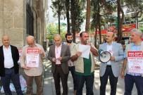 DOĞU TÜRKISTAN - 'Halep'e Yol Aç Suriye'ye Yardım Et' Kampanyası