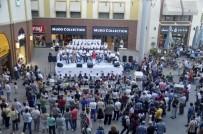 DEVLET NİŞANI - Kanun Sanatçısı Ahmet Baran'dan Forum Mersin'de Müzik Ziyafeti