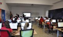 MATEMATİK DERSİ - Kültür2000 İnovasyon Merkezi Açıldı