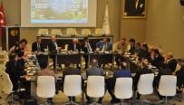 VARLIK BARIŞI - Kütahya'da, '15 Temmuz Kalkışmasının Ekonomik Sonuçlarının Pozitife Çevrilmesi' Toplantısı
