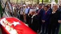 ŞERIF YıLMAZ - Kütahyalı Ressam, Neyzen Ve Minyatürist Ahmet Yakupoğlu, Son Yolculuğuna Uğurlandı