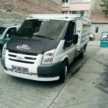 YOLCU MİNİBÜSÜ - Malatya'da Araç Hırsızlığı