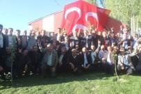 PARTİ YÖNETİMİ - MHP Erzurum İl Başkanı Karataş, Pasinler'de Ziyaretlerde Bulundu