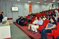 İSMAİL YILMAZ - NKÜ'de Proje Tanıtım Toplantısı