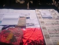 BIRGÜN GAZETESI - ODTÜ'de yeni öğrenciler için devrim standı