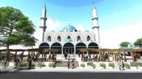 CAMİ BAHÇESİ - Osmancık Ulucami'de Tadilat
