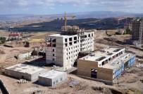 AMELİYATHANE - Pursaklar Devlet Hastanesi İnşaatı Sona Yaklaşıyor