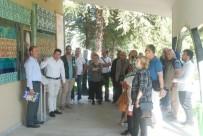 YERLİ TURİST - Şeyh Edebali Türbesi Ve Tarih Şeridi Konuklarını Ağırlamaya Devam Ediyor