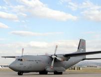 HAVA SAHASI - Türk uçağı, Rusya hava sahasında gözlem uçuşu yapacak