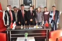 Türkiye Gaziler Vakfı'nda Nöbet Değişimi