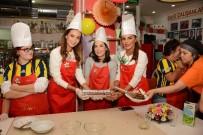 İPEK AÇAR - Ünlü İsimler Down Sendromlular İçin Pasta Yaptı, Futbolcular Satın Aldı