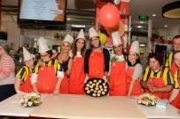 İPEK AÇAR - Ünlüler Pasta Yaptı, Futbolcular Satın Aldı