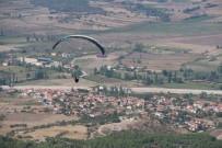 MUSTAFA SANDAL - Yamaç Paraşütçülerinin Yeni Gözdesi Sındırgı