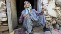ROBİNSON CRUSOE - Yaşlı Kadının Dağda Çile Dolu Hayatı