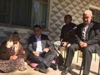 KÖY YOLLARI - Yozgat AK Parti'den Yaşlılara Ziyaret