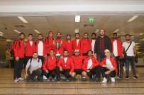 Zeytinburnu Belediyesi Buz Hokeyi Takımı Avrupa Şampiyonu Oldu