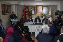 UĞUR AYDEMİR - AK Parti Akhisar İlçe Danışma Meclis Toplantısı Yapıldı