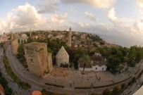 ARKEOLOJİK KAZI - Antalya Tarihi Kaleiçi'nde Günısı Ve Çanak Anten Yasaklanıyor