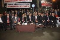 HACI İBRAHİM TÜRKOĞLU - Bafra Gazipaşa'da Cumhuriyet Coşkusu