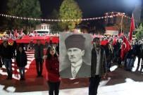 BILECIK MERKEZ - Bilecik'te Demokrasi Ve Cumhuriyet Yürüyüşü Gerçekleştirildi