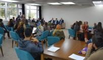 ÇOCUK MECLİSİ - Çaycuma Meslek Yüksekokulu Öğrencilerinden Eğitime Destek Projesi