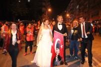KADIN DOĞUM UZMANI - Düğünleri Bayram Olsun Diye 6 Ay Beklediler