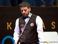 BILARDO - Murat Naci Çoklu Dünya Şampiyonu