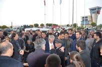 TURGAY ALPMAN - Emniyet Müdürü Babal'a Uğurlama