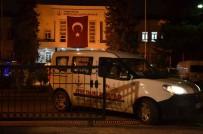 BOMBA İHBARI - Eskişehir'de Devlet Hastanesinde Bomba İhbarı