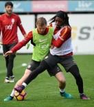 FLORYA - Galatasaray, Medipol Başakşehir Maçı Hazırlıklarına Başladı