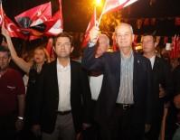 İLKER BAŞBUĞ - Genelkurmay Eski Başkanı Başbuğ, Kaş'ta Cumhuriyet Kutlamalarına Katıldı