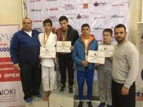 ÜSKÜP - Manisa Büyükşehir'li Sporculardan Makedonya'da Büyük Başarı