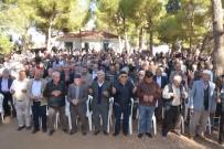 HALITPAŞA - Manisa'da Yağmur Duası Yapıldı