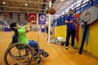 KAĞITHANE BELEDİYESİ - Otizmli Gençler, Hayata Sporla Tutunuyor
