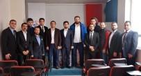 KAMU YARARı - TÜGVA Tekirdağ'da Teşkilatlanmayı Tamamlıyor