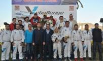 YARIŞ OTOMOBİLİ - V1 Challenge 4. Etap Yarışları Aydın'da Yapıldı