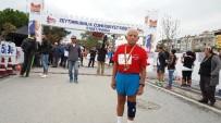 CUMHURİYET KOŞUSU - Zeytinburnu Cumhuriyet Koşusuna 88'Lik Atlet Damga Vurdu
