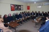 SÜLEYMAN ŞIMŞEK - Ak Parti Darende'de İstişare Toplantısı Yaptı