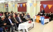 OTORITE - AK Parti'de Ekim Ayı İstişare Toplantısı Yapıldı
