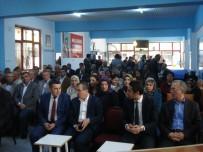 UĞUR AYDEMİR - AK Parti Sarıgöl İlçe Danışma Meclisi Toplantısı Gerçekleştirildi