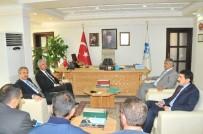 SU ARITMA TESİSİ - Akşehir'de Atık Su Arıtma Tesisi İnşaatı Devam Ediyor