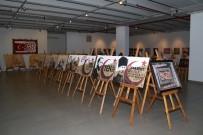 ÇANAKKALE ZAFERI - Antalya'da 15 Temmuz Demokrasi Şehitleri Sergisi Açıldı