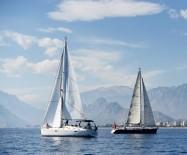 GENÇLİK VE SPOR İL MÜDÜRÜ - Antalya'da Yelkenler Cumhuriyet Kupası İçin Açıldı