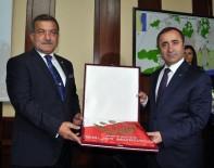 MAKAM ARACI - Antalya Emniyetinde Devir Teslim Yapıldı