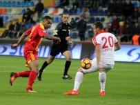 UMUT BULUT - Antalyaspor Siftah Yaptı