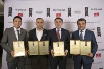 İSMAIL ERDEM - Avrupa'dan Sancaktepe'ye Ödül Yağmuru