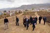 SEMT PAZARI - Başkan Asya'dan Vali Yavuz'a Bilgilendirme